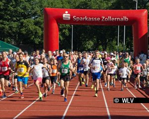 WLV-Team-Lauf-Cup 2019, vierter Wertungslauf am 30. Juni 2019 in Hechingen
