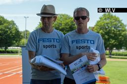 WLV-Team-Lauf-Cup 2019, vierter Wertungslauf am 30. Juni 2019 in Hechingen